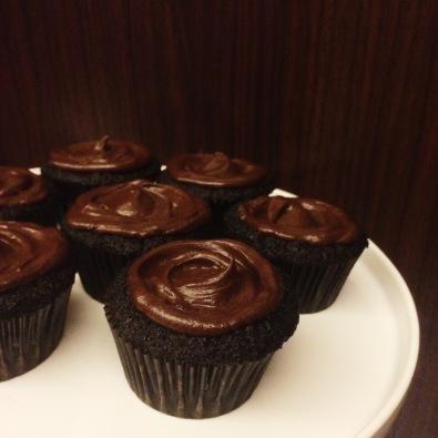 Black Magic Chocolate Cupcake My Dose Of Sugar